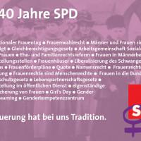 140 Jahre SPD